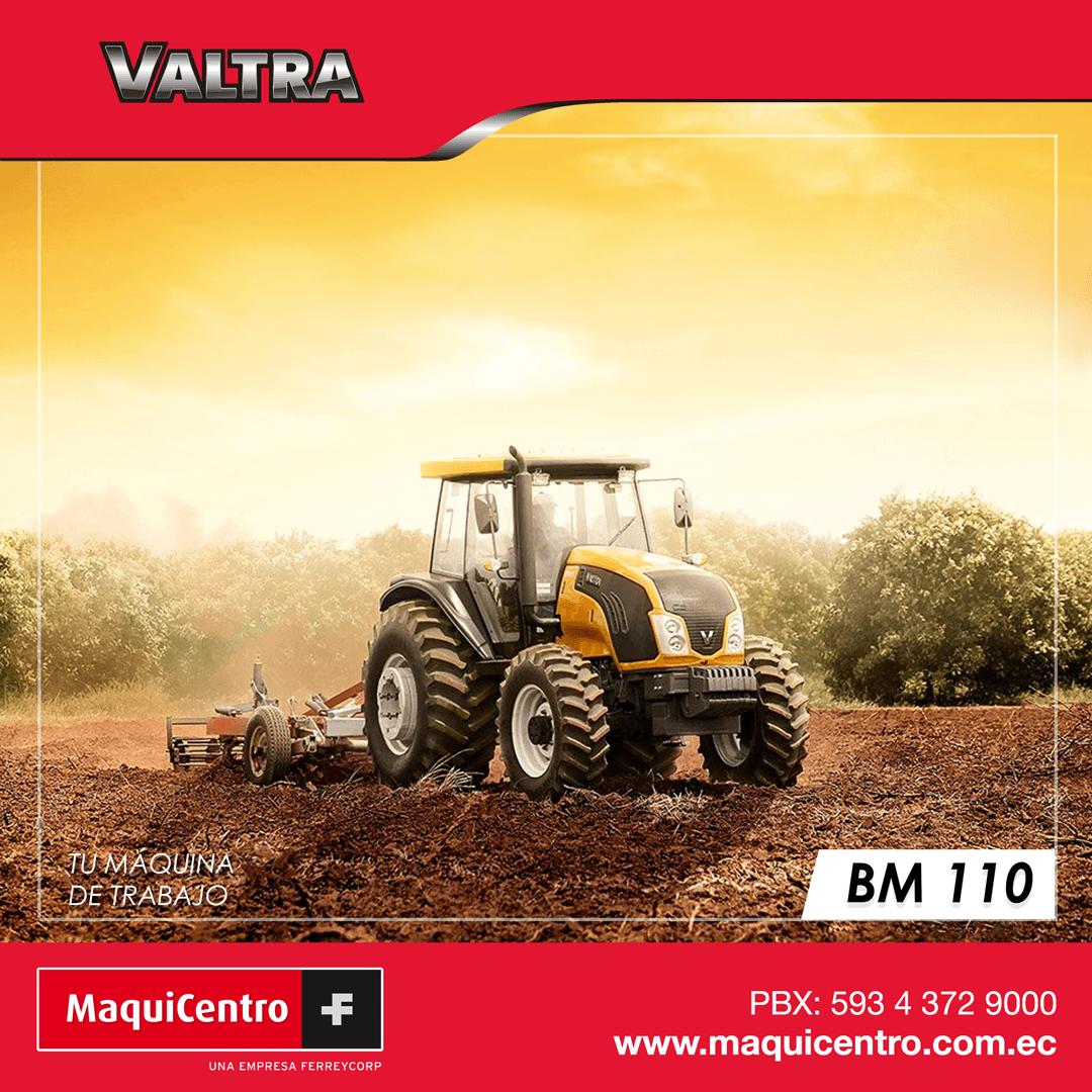 Valtra BM110 En